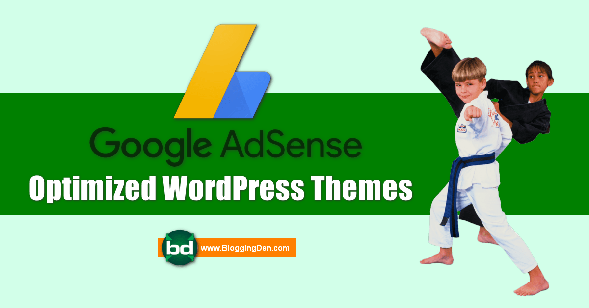 best google adsense optimized wordpress themes