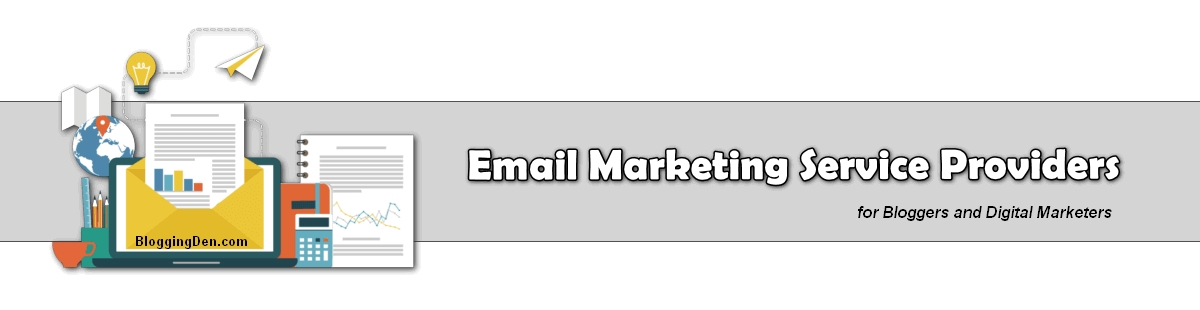 email marketing service providers list