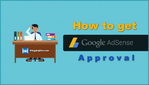 how to get google adsense aproval