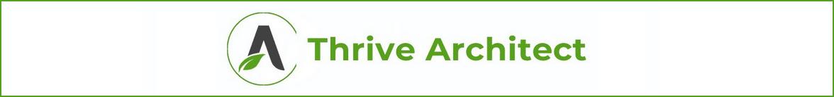 thrive architect page builder plugin