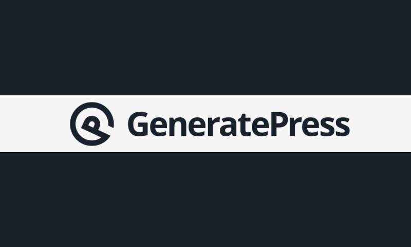 Generatepress wordpress themes