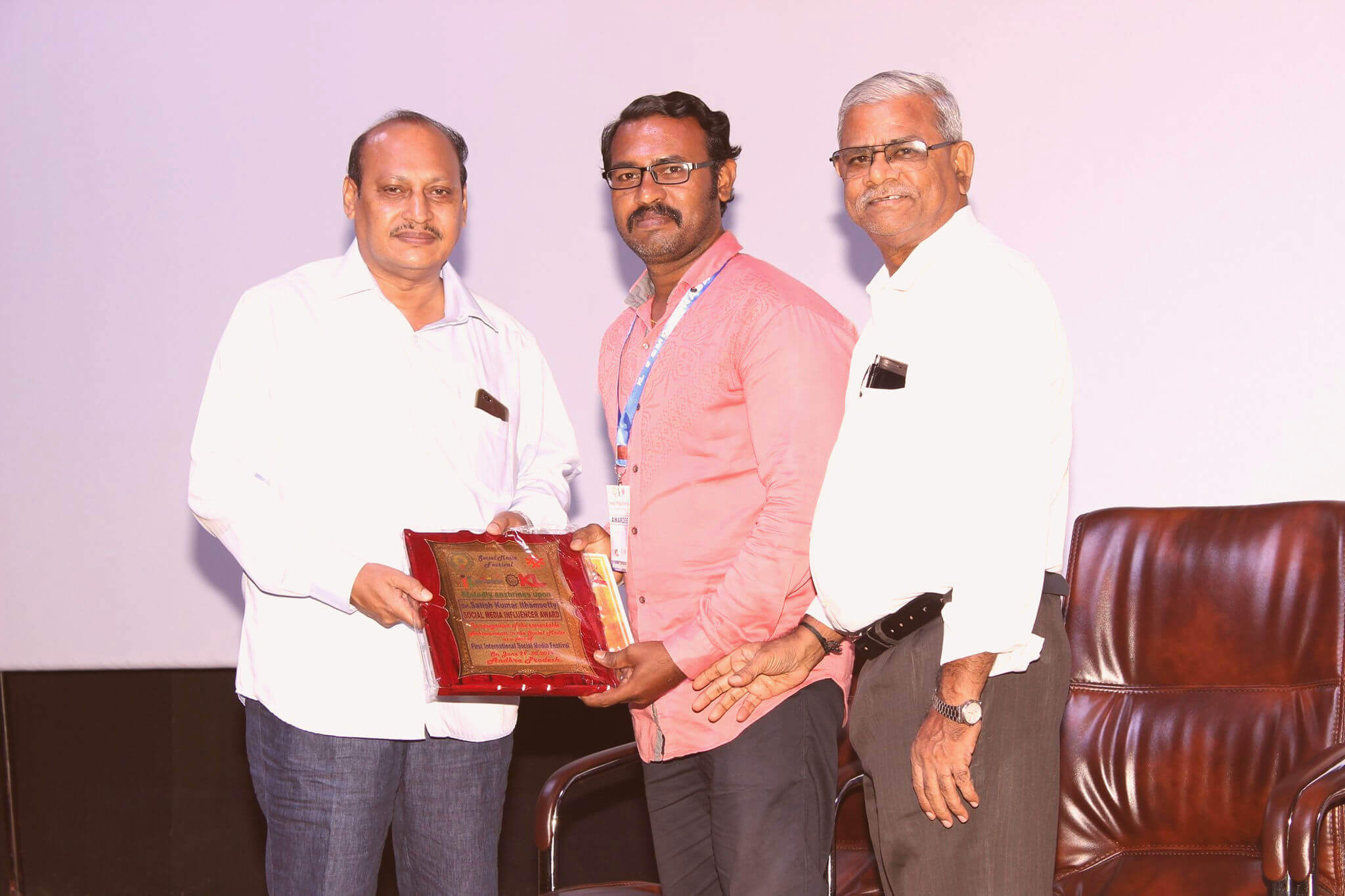 Satish Award