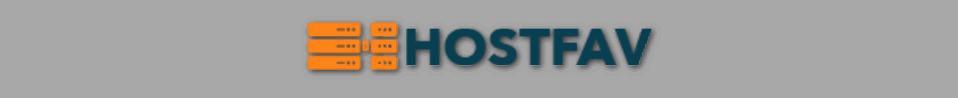 hostfav web hosting
