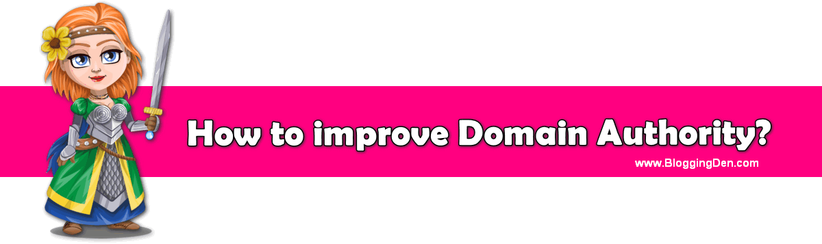how to increase domain authority of your blog
