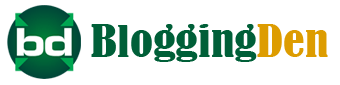 bloggingden logo dec