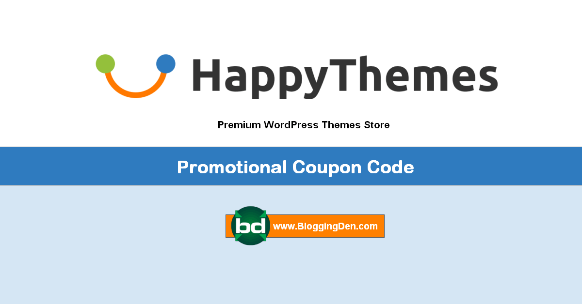 happythemes deal with promo code