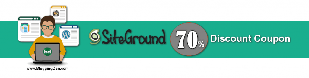 siteground coupon code for great discount