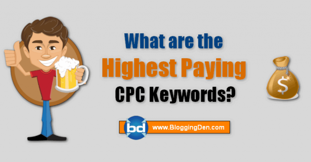 highest paying cpc keywords 2020