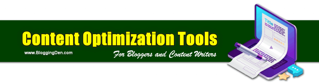 content optimization tools for bloggers 2020