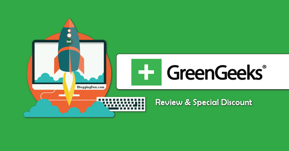 greengeeks review and special discount