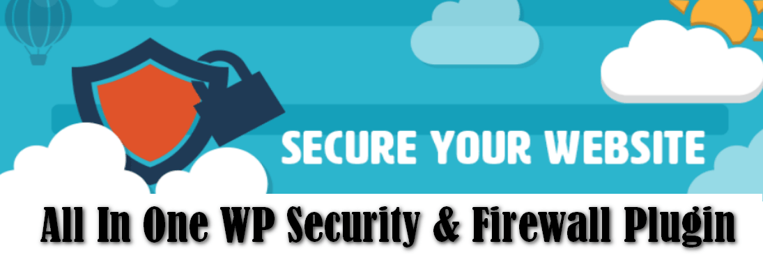 All In One WP Security & Firewall plugin
