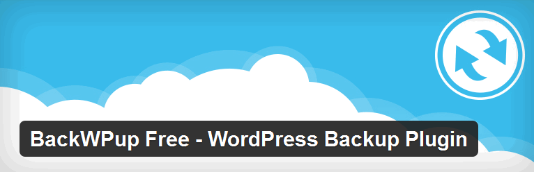 BackWP Free WordPress backup plugin