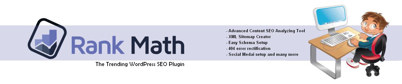 Rank Math WordPress SEO plugin settings 2021