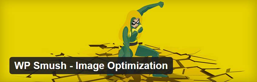 WP Smush Image Optimization plugin