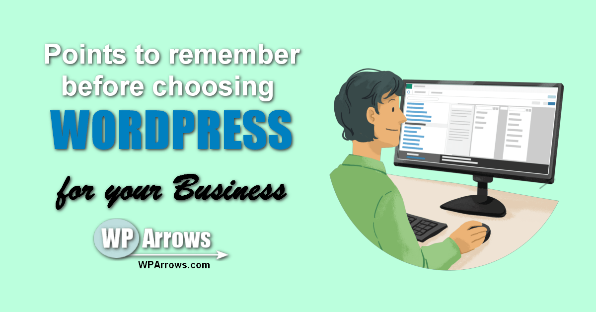 points to remember before choosing wordpress theme