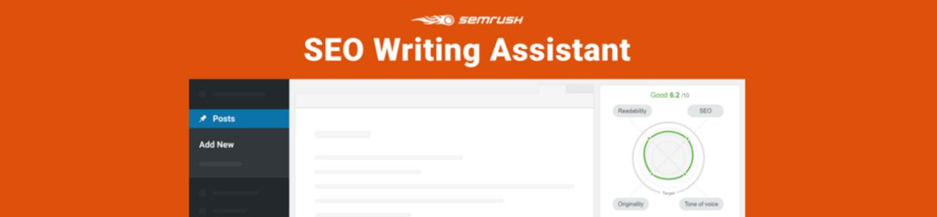 semrush seo writing assistat