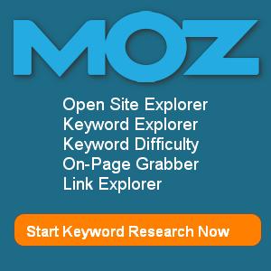 Moz keyword explorer premium tool