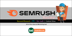 SEMRUSH review 2021 features and pricing