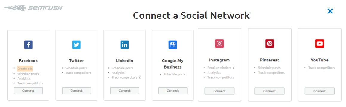 connect social network