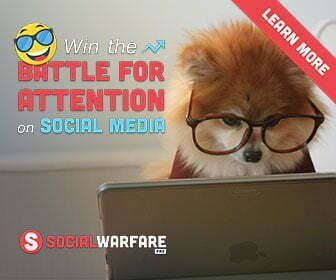 Social Warfare pro plugin