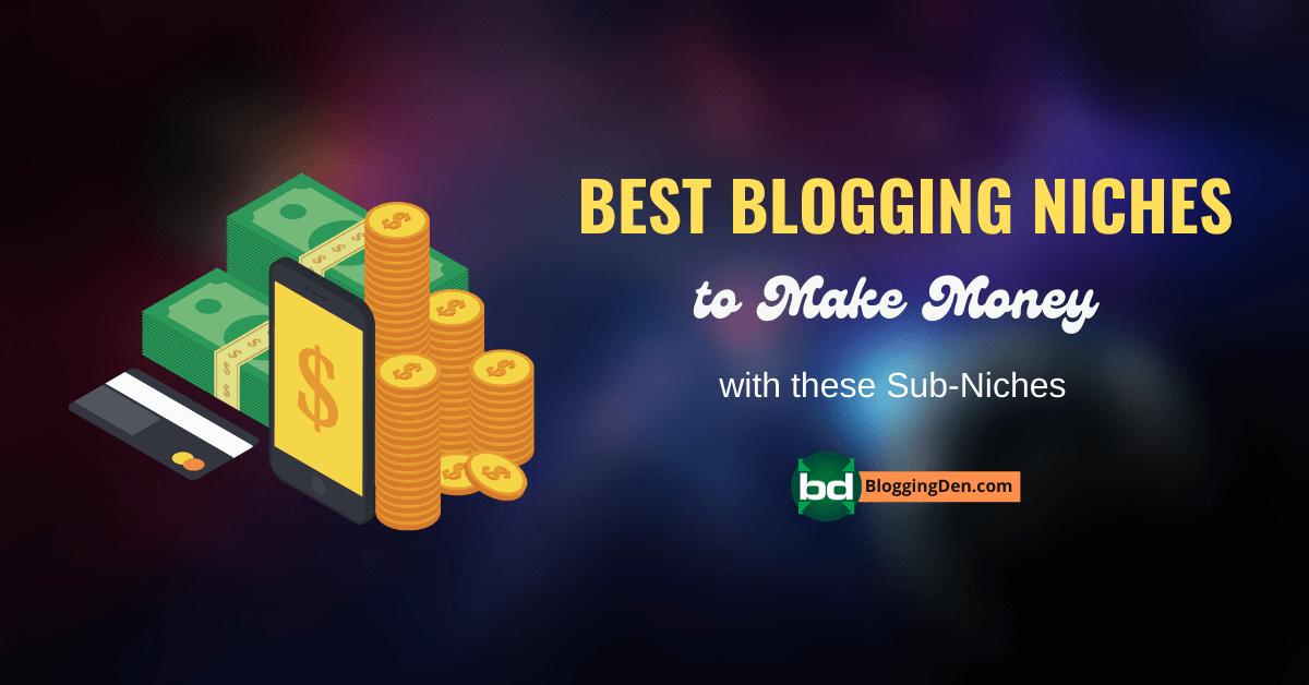Best Blogging Niches