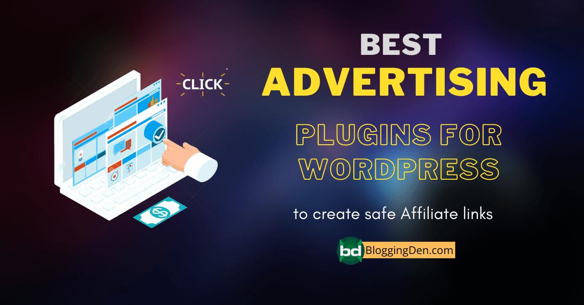 Best Advertising plugins for wordpress